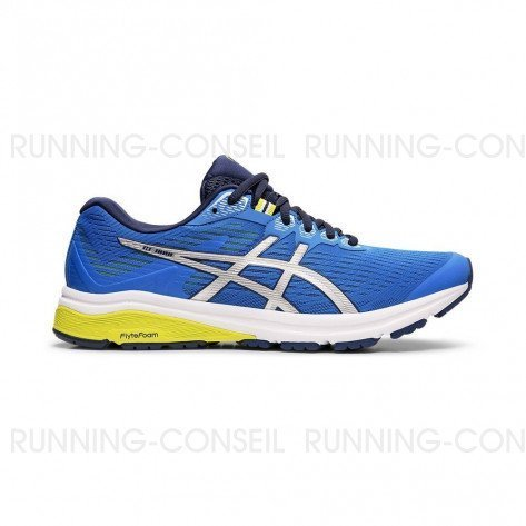 ASICS GT-1000™ 8 Homme | Electric Blue / Silver