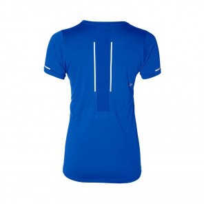 ASICS Tee-Shirt manches courtes LITE SHOW Femme | Illusion Blue