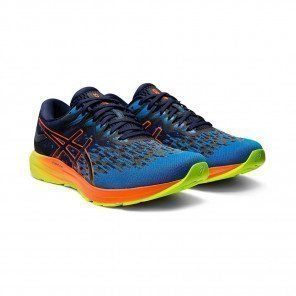 ASICS DYNA FLYTE 4 Homme | Peacoat / Fash Coral