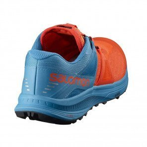 SALOMON ULTRA PRO Homme - Stormy Weather / Cherry Tomato / Black