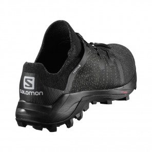SALOMON CROSS PRO Homme - Black / Black / Black
