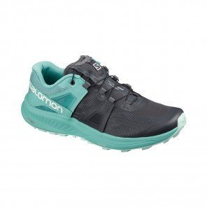 SALOMON  ULTRA PRO Femme | Ebony / Meadowbroo / Icy