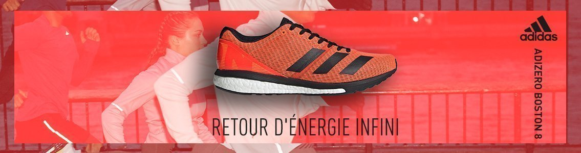 Nouvelle adidas Adizero Boston 8 !